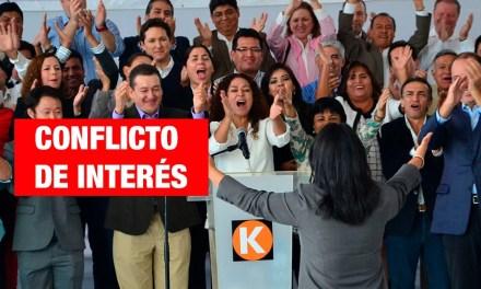 Fuerza Popular protege cooperativas en el Congreso