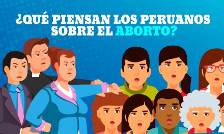 INFOGRAFÍA: ¿Qué piensan los peruanos sobre el aborto?
