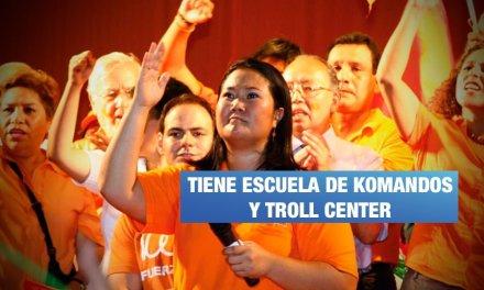 Así adoctrina Fuerza Popular a militantes y 'limpia' la historia de corrupción fujimorista
