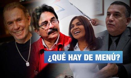 """El """"arroz con mango"""" de las candidaturas de Lima metropolitana"""
