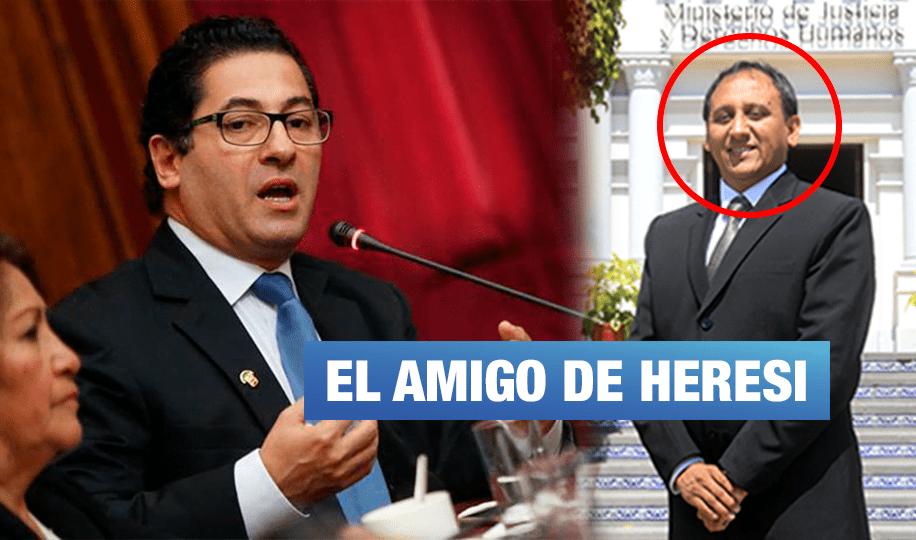 "Cesan a secretario ""recontrapilas"" por favorecer a esposa de juez Walter Ríos"