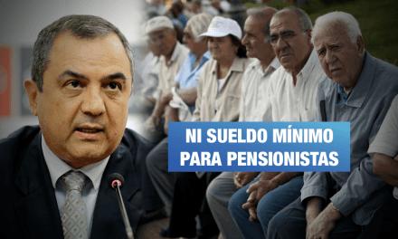 Para el ministro de Economía, los pensionistas solo merecen migajas, por Pedro Francke