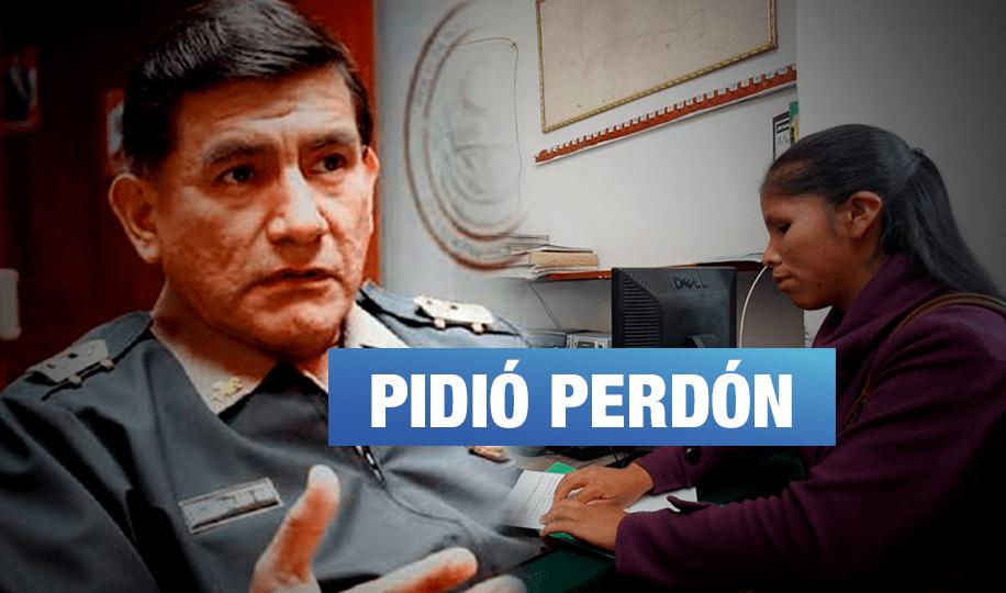 Ministro del Interior «se avergüenza» de atención a las mujeres en comisarías