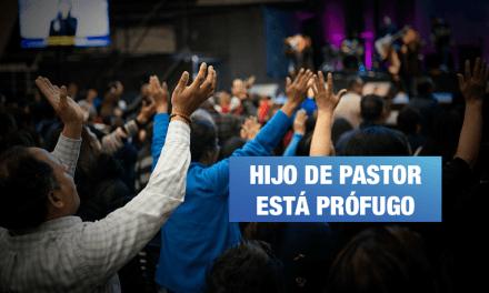 Denuncian a pastor evangélico de encubrir a su hijo sentenciado por violencia sexual