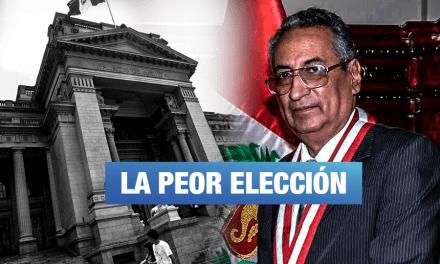 Poder Judicial: Ganó el voto en blanco, los más cuestionados y una nulidad, por Cruz Silva