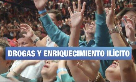 Descubren vínculos de narcotráfico en iglesias evangélicas de Latinoamérica