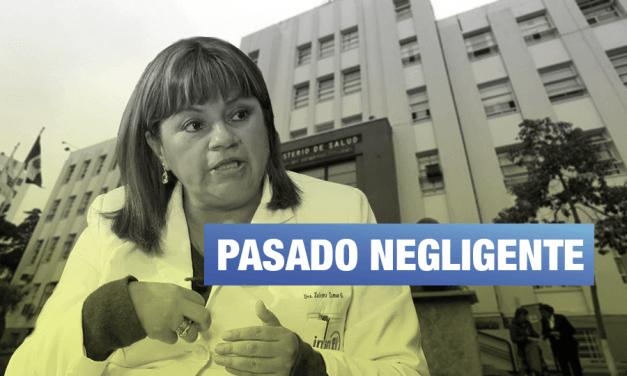 El negligente pasado de la nueva ministra de Salud, Zulema Tomás