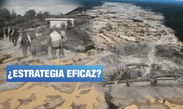 La interdicción, ¿lucha frontal contra la minería ilegal?, por Mirtha Vásquez