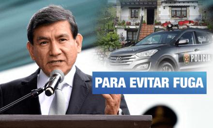 Lava Jato: Ministro del Interior propone arresto domiciliario para vinculados a corrupción