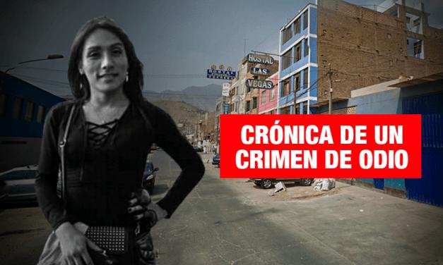 Claudia Vera: Las últimas horas de la activista trans