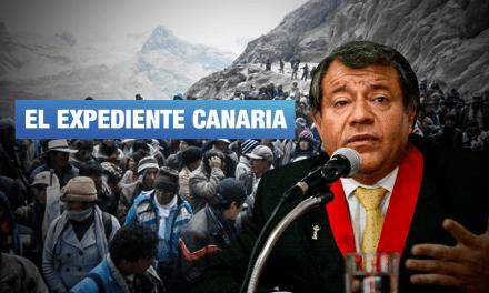Juez investigado por 'Los Cuellos Blancos del Puerto' favoreció a minera de Ayacucho