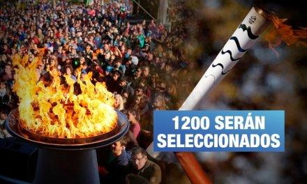 Peruanos podrán llevar la antorcha en Juegos Panamericanos