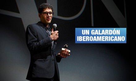 Estudiante peruano gana premio a mejor cortometraje en Madrid