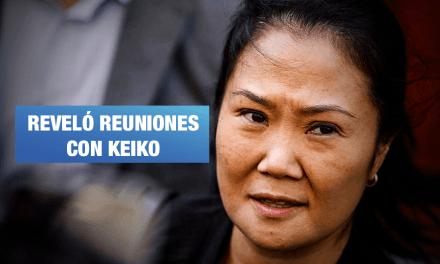 Fujimorismo y CNM tenían una alianza según aspirante a colaborador eficaz