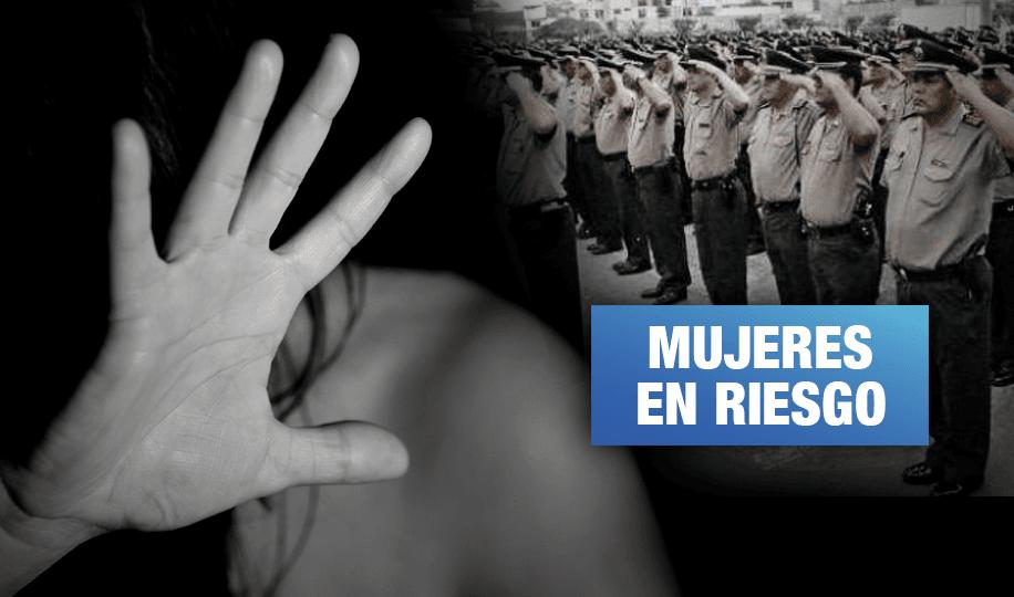 PNP: Agentes no se dan abasto para proteger a víctimas de violencia