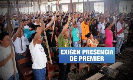Comunidades amazónicas afectadas por actividad petrolera se declaran en movilización