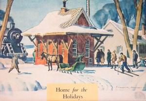 Depot Holiday Open House @ Wayland Depot