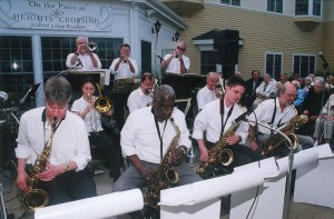 6th Annual Community Concert Series: Tom Nutile Big Band @ Wayland Town Building Courtyard | Wayland | Massachusetts | United States