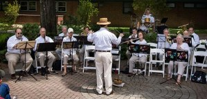 Wellesley Concerts on the Town Hall Green: Wellesley Town Band @ Wellesley Town Hall Green | Wellesley | Massachusetts | United States
