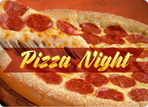 Teen Pizza Study Night @ Wayland LIbrary