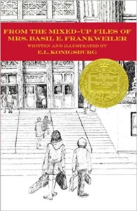 Parent/Child Book Group: From the Mixed-up Files of Mrs. Basil E. Frankweiler  @ Wayland Library | Wayland | Massachusetts | United States