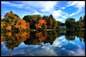 "The Wayland Historical Society presents ""The Ways of Our Land: Dudley Pond"" @ Russell's Garden Center 