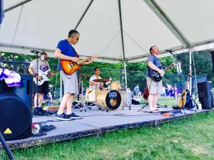 Lincoln Summer Concert Series: Dadda @ Codman Pool | Lincoln | Massachusetts | United States