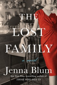 The Lost Family with Jenna Blum @ Wayland Library | Wayland | Massachusetts | United States
