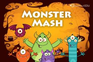Monster Mash Bash @ Wayland Library