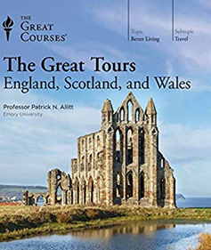Great Courses: Great Tours: England, Scotland and Wales @ Council on Aging