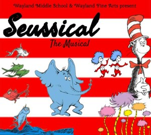 Seussical @ Wayland Middle School