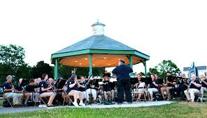 Needham Arts in the Park Concert Series: NCE Community Concert Band @ Memorial Park Gazebo