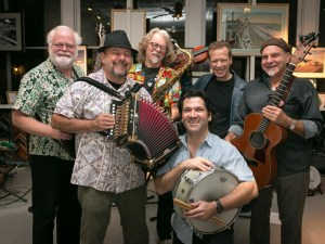 Weston Summer Concert Series: Squeezebox Stompers @ Weston Town Green