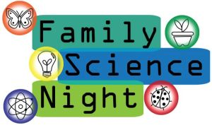 Family Science Night @ Wayland Middle School Cafeteria