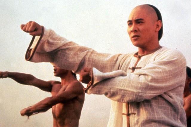 หลี่เหลียนเจี๋ย ใน Once Upon a Time in China (1991)