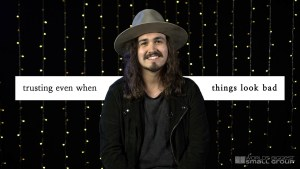 Trusting God When Things Feel Out of Control || Jordan Feliz