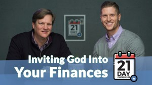 Inviting God Into Your Finances