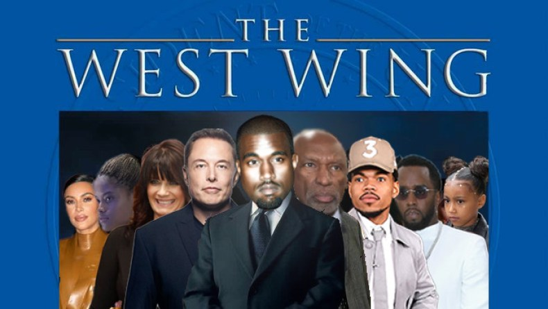kanye's west wing