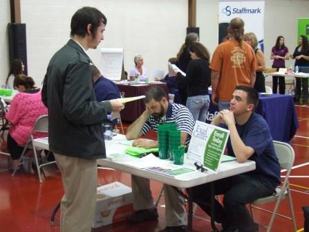 Wayne County Job Fair 082114 Pics 069