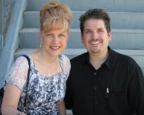 Wayne Connell and Wife Sherri