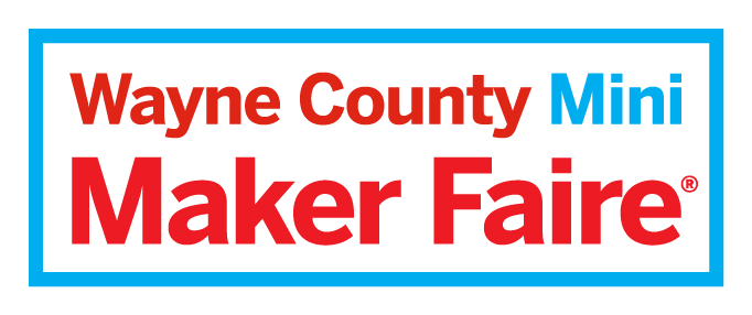 Wayne County Mini Maker Faire logo