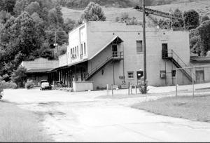 Coal Mine in Harlan County - Kentucky.