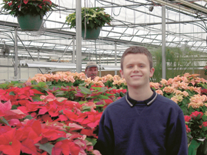 Nathan Smith, B.Sc. Marketing Coordinator for Aesthetic Plant Specialists located on 11326 Smith Rd.
