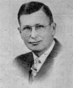 Dale Elzey, man for whom Waynedale was named.