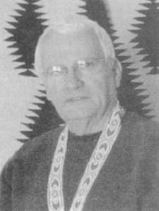 "Rev. Thomas ""Dancing Feather"" Ebbing"