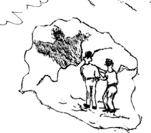 THE MYSTERY OF THE MOVING SHADOW ON THE CAVE WALL