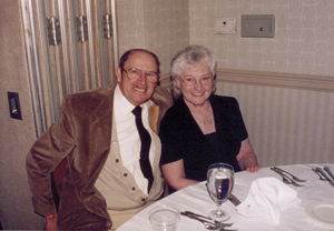 DONALD & JANET POORMAN CELEBRATE WEDDING ANNIVERSARY