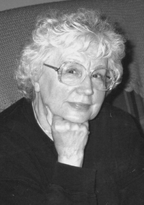 DOROTHY MAE VOGELGESANG, 86