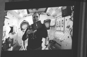 HOOSIER ASTRONAUT LIVE FROM INTERNATIONAL SPACE STATION