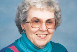 Lucille Dull, 95
